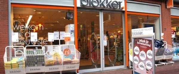 nieuwe eigenaar van Blokker