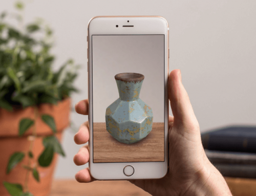 Augmented Reality in Ecommerce – buzz of business?